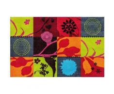 Läufer, Summer Breeze, wash+dry by Kleen-Tex, rechteckig, Höhe 9 mm, gedruckt bunt Küchenläufer Läufer Bettumrandungen Teppiche