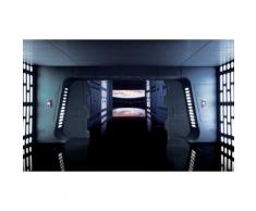 Komar Fototapete Star Wars Death Star Floor 400/250 cm, bunt, bunt