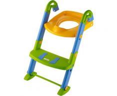 KidsKit Toilettentrainer, 3-in-1; Made in Europe bunt Baby Toilettentrainer Baby-Toilette Körperpflege Gesundheit