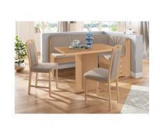 my home Eckbankgruppe Paris Art beige Sitzbänke Nachhaltige Möbel