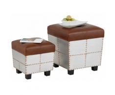 Home affaire Sitztruhe, mit aufklappbarer Sitzfläche braun Sitztruhe Sitzhocker Hocker