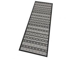 Zala Living Küchenläufer Authentic, rechteckig, 5 mm Höhe, In- und Outdoor geeignet grau Teppichläufer Teppiche Läufer Diele Flur