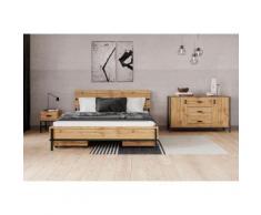 INOSIGN Nachtkommode Aubetin, mit 1 Schublade beige Nachtkonsolen und Nachtkommoden Nachttische Tische