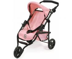 "CHIC2000 Puppenbuggy ""Jogging-Buggy Lola apricot"", orange, apricot"