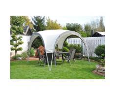 Leco Pavillon Ultra, BxT: 300x300 cm grau Pavillons Garten Balkon
