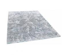 TOM TAILOR Fellteppich Furry, rechteckig, 25 mm Höhe, Kunstfell, extrem weiche Haptik, Wohnzimmer blau Schlafzimmerteppiche Teppiche nach Räumen