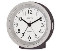 Acctim Wecker Quarzwecker Acctim, (1 tlg.) schwarz Tischuhren und SOFORT LIEFERBAR Arbeitszimmer
