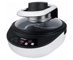 Steba Heissluftfritteuse HF 2050 FRY´N COOK, Watt schwarz Heißluftfritteusen Fritteusen Haushaltsgeräte Fritteuse
