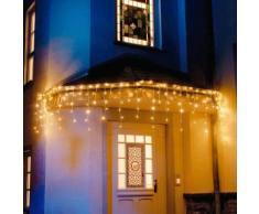 LED-Lichterkette Eisregen weiß LED-Lampen LED-Leuchten SOFORT LIEFERBARE Lampen Leuchten