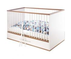 Pinolino Babybett Tuula, Made in Europe weiß Baby Babybetten Babymöbel Möbel sofort lieferbar
