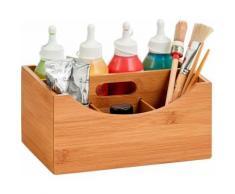 Zeller Present Aufbewahrungsbox, beige, natur