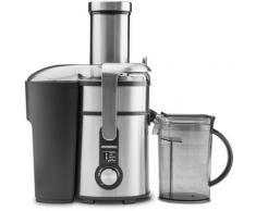 Gastroback Entsafter 40151 Design Multi Juicer Digital, 1300 W silberfarben Küchenkleingeräte Haushaltsgeräte