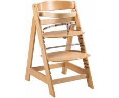 Roba Hochstuhl aus Holz, »Treppenhochstuhl Sit Up Click, natur«, Neutral