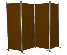 Angerer Freizeitmöbel Paravent, (B/H): ca. 170x165 cm braun Paravents Raumteiler Wohnaccessoires Paravent