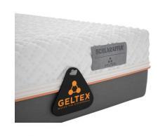 Gelschaummatratze »GELTEX® Quantum 180«, Schlaraffia, 18 cm hoch, weiß