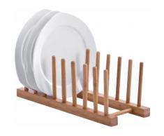 Zeller Present Geschirrständer beige Abtropfgestelle Küchenhelfer Haushaltswaren