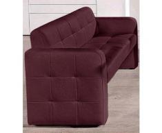 exxpo - sofa fashion 2-Sitzer Barista, mit Rückenlehne rot Sofas Couches Möbel sofort lieferbar
