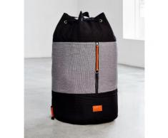 Karup Design Wäschesack Roadie schwarz Wäschesäcke Wäschekörbe Wäschetruhen Badmöbel Wäschesammler