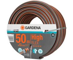 GARDENA Gartenschlauch Comfort HighFLEX, 18069-20, 13 mm (1/2 ) orange Gartenschläuche Bewässerung Garten Balkon