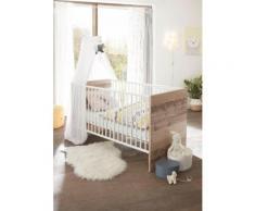 Babybett, Ronny beige Baby Gitterbetten Babybetten Babymöbel