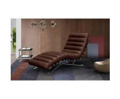 Premium collection by Home affaire Relaxliege »Jamuna« in Echtleder, Leder CLASSICAL