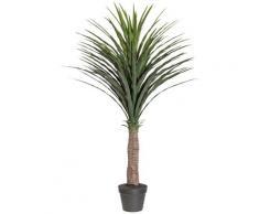 Gasper Kunstpflanze Palme Yucca, grün, grün