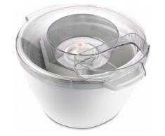 KENWOOD Eisbereiteraufsatz AT956B, Zubehör für Kenwood CHEF Küchenmaschinen weiß Haushaltsgeräte Küchenmaschinen-Aufsätze
