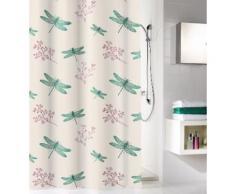 Kleine Wolke Duschvorhang Scarlett Breite 180 cm grün Duschvorhänge Duschen Bad Sanitär
