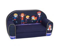 Knorrtoys Sofa Heroes, Made in Europe blau Kinder Knorr Toys