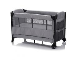 Fillikid Baby-Reisebett Faltbett, grau, inkl. Transporttasche grau Baby Reisebetten Babybetten Babymöbel