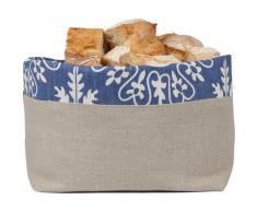 slowroom Brottasche 2 in 1 Azur, (1 tlg.) beige Aufbewahrung Küchenhelfer Haushaltswaren Lebensmittelaufbewahrungsbehälter