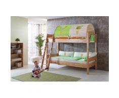 Relita Etagenbett braun Kinder Kindermöbel Nachhaltige Möbel