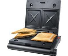 Steba Sandwichmaker SG 55, 1000 Watt schwarz Küchenkleingeräte Haushaltsgeräte