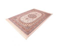 Böing Carpet Läufer Classic 3216, rechteckig, 10 mm Höhe, Orient-Optik, mit Fransen beige Teppichläufer Teppiche und Diele Flur