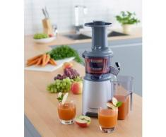 KENWOOD Slow Juicer JMP 600 SI, 150 Watt silberfarben Entsafter Küchenkleingeräte Haushaltsgeräte