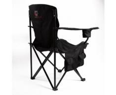 OUTCHAIR Campingstuhl RUMP WARMER - der beheizte schwarz Campingmöbel Camping Schlafen Outdoor
