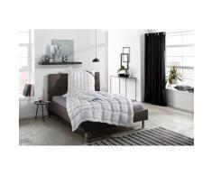 Microfaserbettdecke + Kopfkissen, Medibett Cotton Soft, Beco, (Spar-Set) weiß Bettdecken Bettdecken, Kopfkissen Unterbetten Bettwaren-Sets