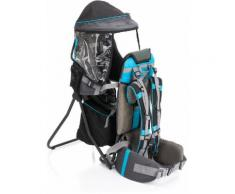 Fillikid Rückentrage Explorer grau/blau, bis 20 kg grau Baby Rückentragen Bauchtragen, Babywippen Babyschaukeln
