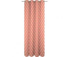 Adam Vorhang Maroccan Shiraz Light, GOTS zertifziert orange Wohnzimmergardinen Gardinen nach Räumen Vorhänge