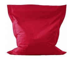 Kayoom Sitzsack Idle Time, (1 Stück) rot Sitzsäcke Sitzwürfel Sessel Wohnzimmer