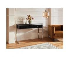 Guido Maria Kretschmer Home&Living Konsole Passau schwarz Beistelltische Tische Sideboards