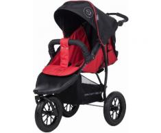 knorr-baby Jogger-Kinderwagen Joggy S Happy Colour rot, rot, Unisex, rot
