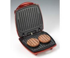 Ariete Hamburger Maker Party Time 185 rot Elektrogrills Grill Haushaltsgeräte Tischgrill