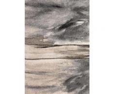 merinos Teppich ELEGANT 1, rechteckig, 18 mm Höhe, Wohnzimmer grau Esszimmerteppiche Teppiche nach Räumen
