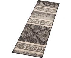 Zala Living Küchenläufer Holiday, rechteckig, 8 mm Höhe grau Teppichläufer Läufer Bettumrandungen Teppiche