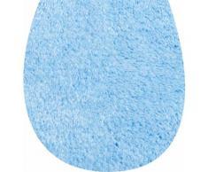 Grund Badematte Cover, Höhe 12 mm, rutschhemmend beschichtet, schnell trocknend blau Badtextilien