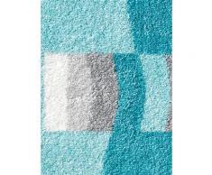 Grund Badematte, Höhe 20 mm blau Badematte Badtextilien