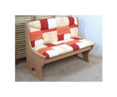 Sitztruhe Madrid rot Essbänke Sitzbänke Stühle