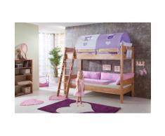 Relita Etagenbett lila Kinder Kindermöbel Nachhaltige Möbel