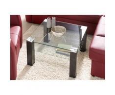 INOSIGN Couchtisch, Couchtisch quadratisch mit Glasplatte und Glasboden beige Inosign Stühle Tische Premium-Möbel